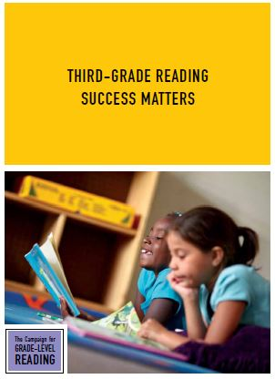Campaign for Grade-Level Reading Brochure