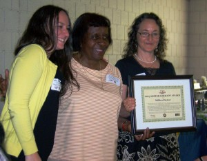Mildred sarkady award 2013